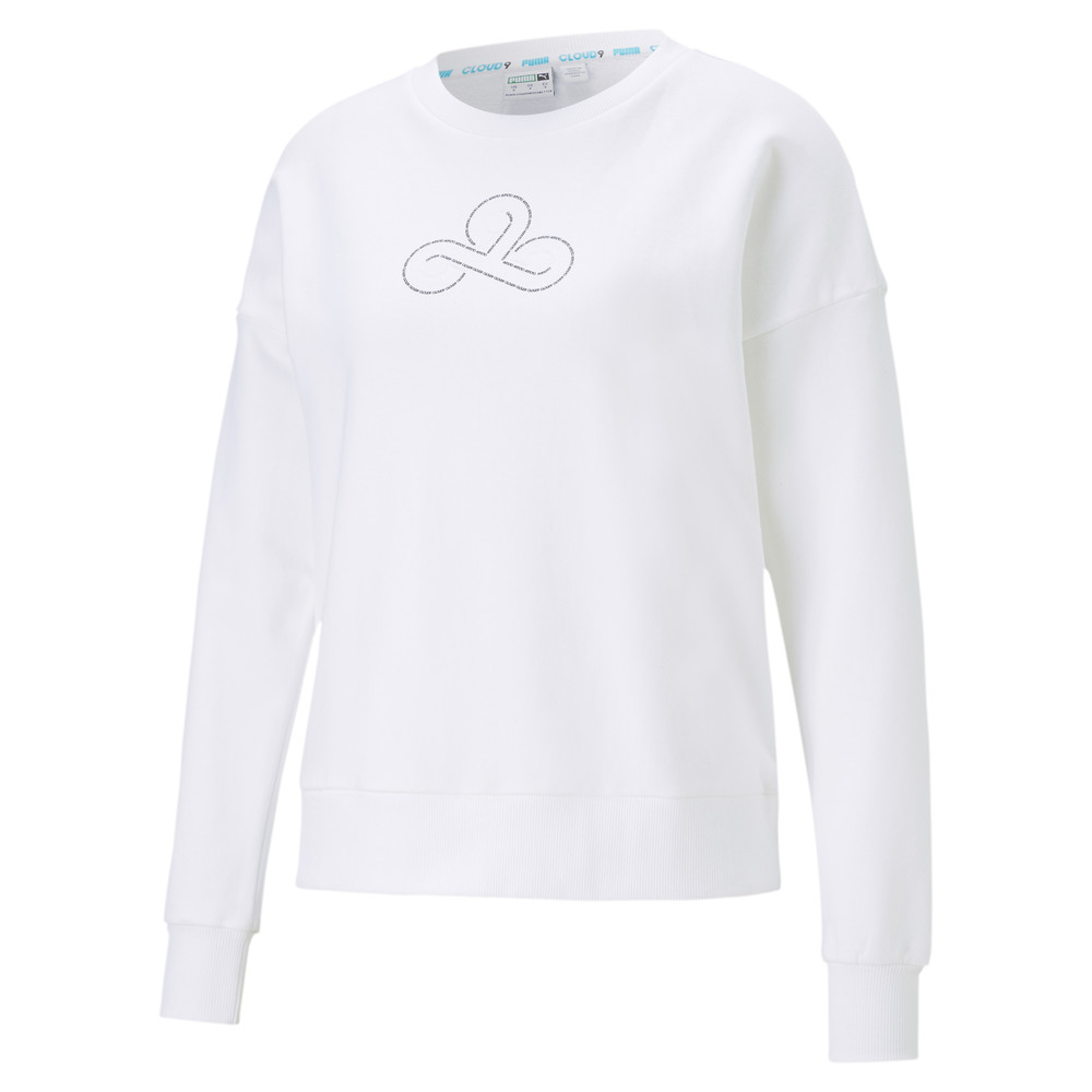 Image PUMA CLD9 Disconnect Women's Crew Neck Pullover #1