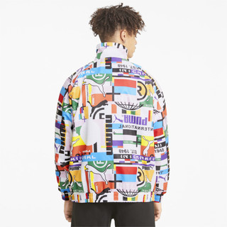 Image PUMA PUMA International Lab Woven Men's Track Jacket