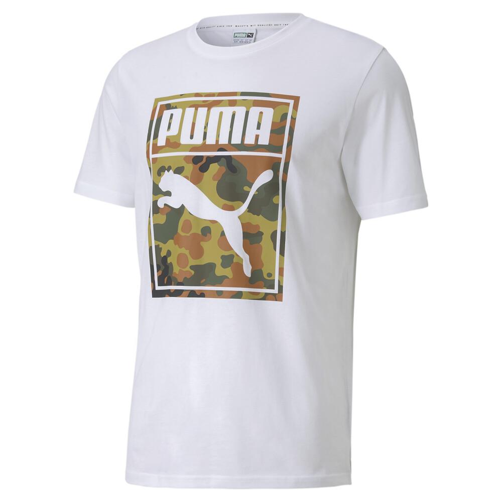 Image Puma Classics Graphics Logo Men's Tee #1