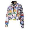 Image PUMA PUMA International Printed Woven Women's Track Jacket #4