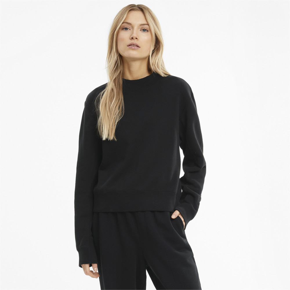 Image PUMA Infuse Crew Neck Women's Sweater #1