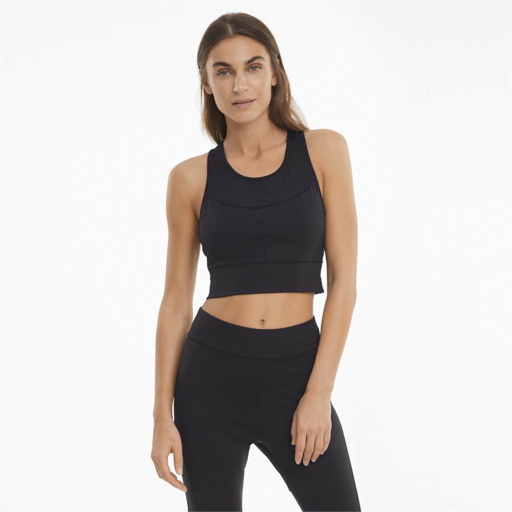 Image PUMA Infuse Women's Crop Top #1