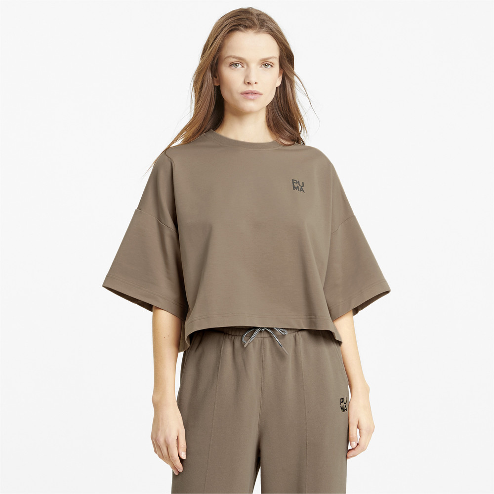 Image PUMA Infuse Loose Fit Women's Tee #1