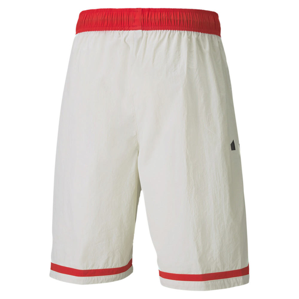 Изображение Puma Шорты Franchise Woven Men's Basketball Shorts #2