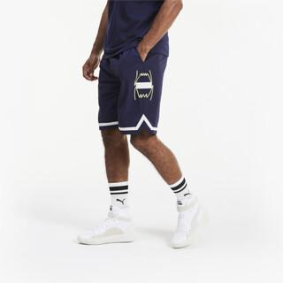 Görüntü Puma FRANCHISE Woven Erkek Basketbol Şort