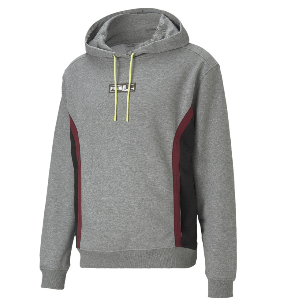 Image PUMA Court Side Men's Basketball Hoodie #1
