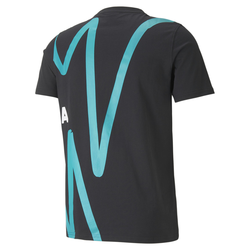 Зображення Puma Футболка Franchise Graphic Men's Basketball Tee #2