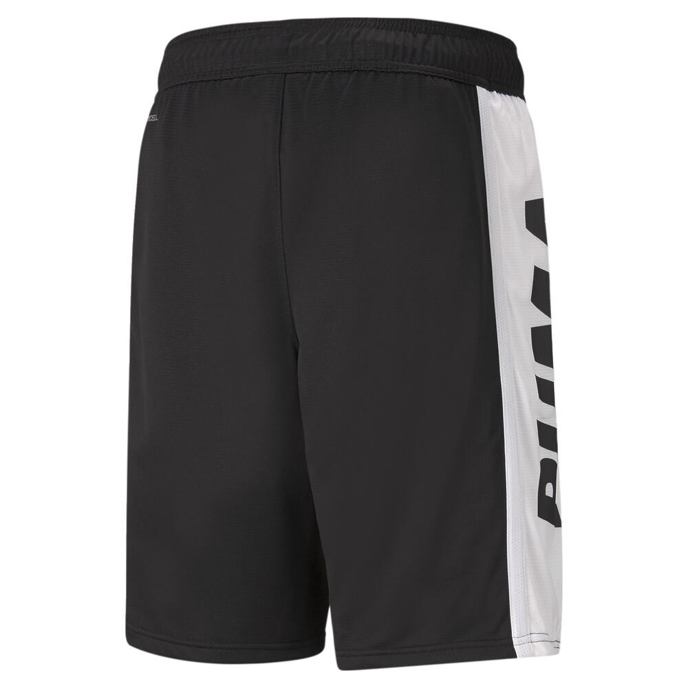 Image PUMA Curl Men's Basketball Shorts #2