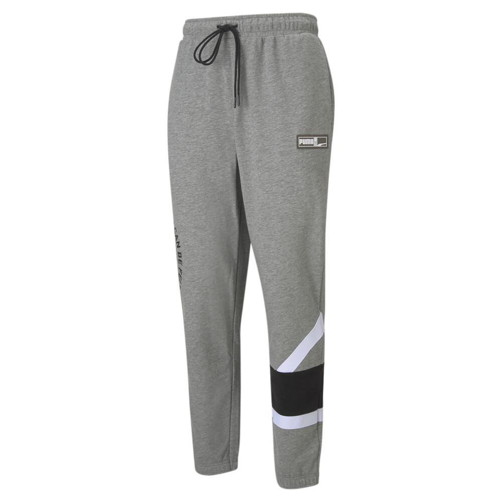 Image PUMA Franchise Knitted Men's Basketball Pants #1