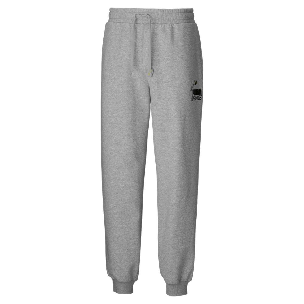 Image PUMA PUMA x PEANUTS Men's Sweatpants #1