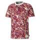 Camiseta estampada PUMA x MR DOODLE para hombre, Puma White-AOP, small