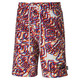Shorts estampados PUMA x MR DOODLE para hombre, Puma White-AOP, small