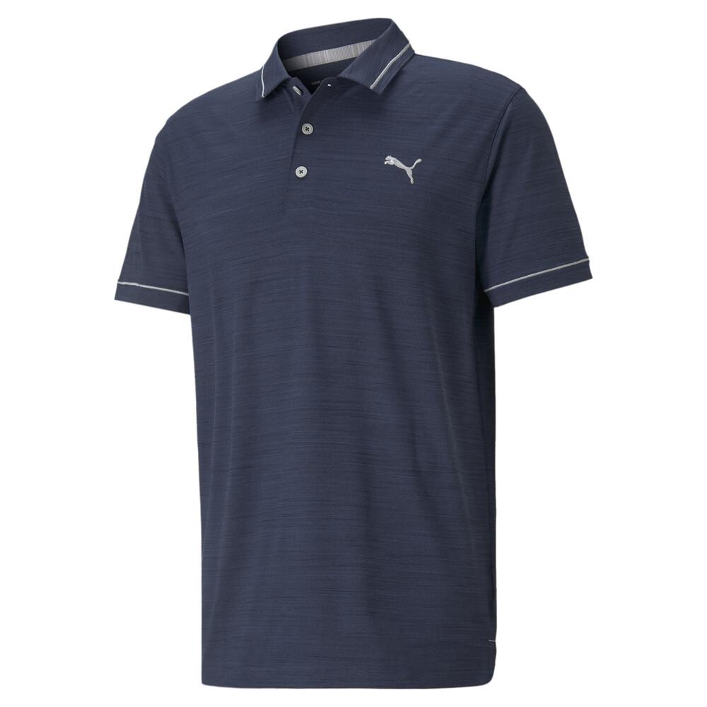 Image PUMA CLOUDSPUN Monarch Men's Golf Polo Shirt #1