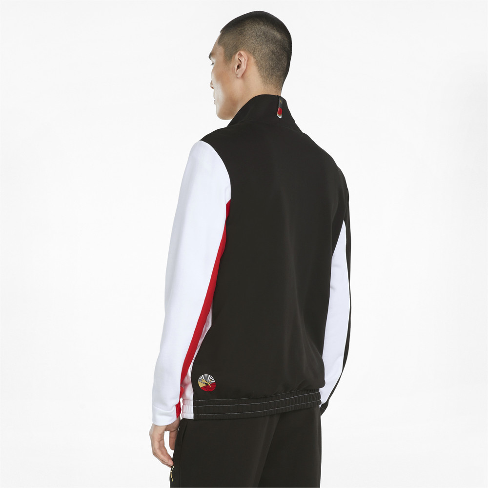 Image PUMA AS French Terry Men's Track Top #2