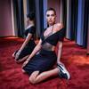 Image PUMA Classics Ribbed Women's Midi Skirt #7