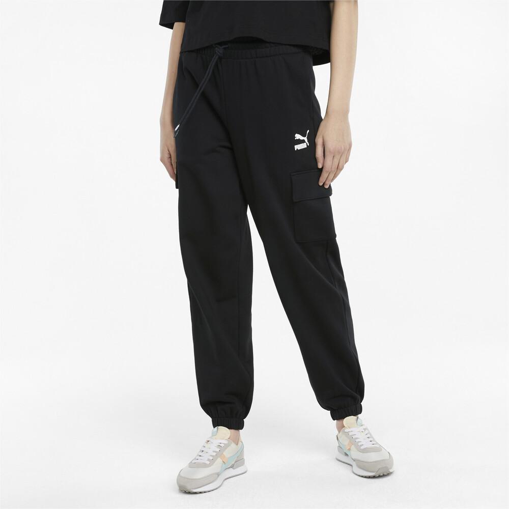 Image PUMA CLSX Cargo Women's Sweatpants #1