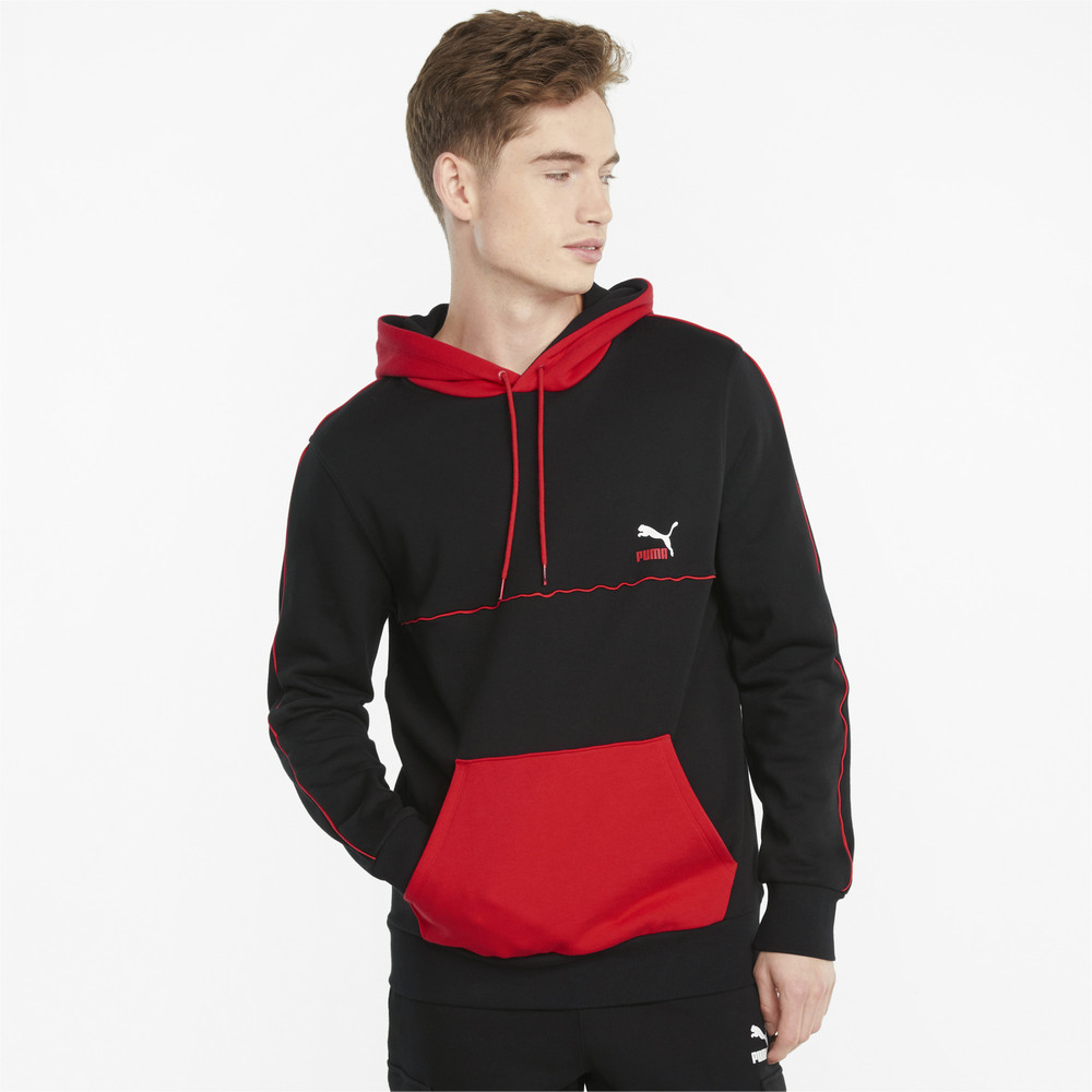 Image PUMA CLSX Piped Men's Hoodie #1