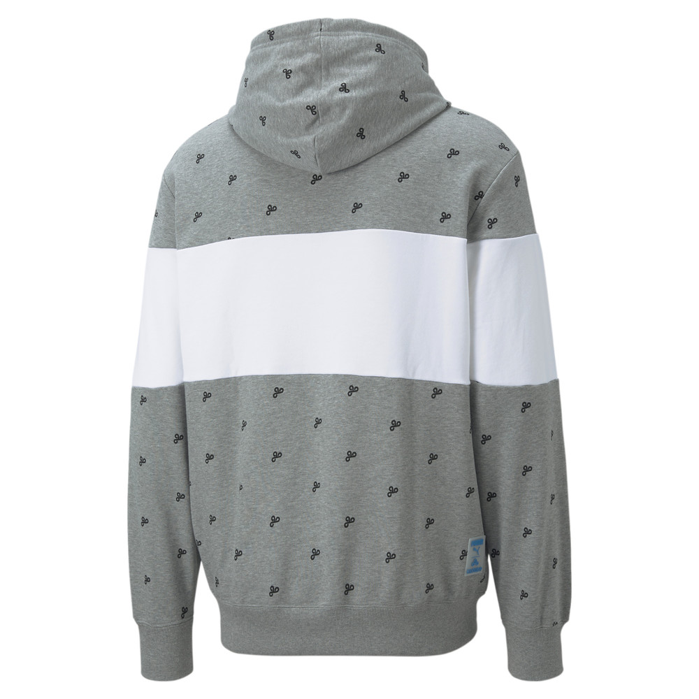 Image PUMA PUMA x CLOUD9 Zoned In Printed Men's Esports Hoodie #2