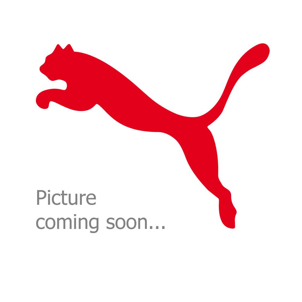 Puma Classics Women's Logo T-Shirt In American Beauty/White, Size Xs