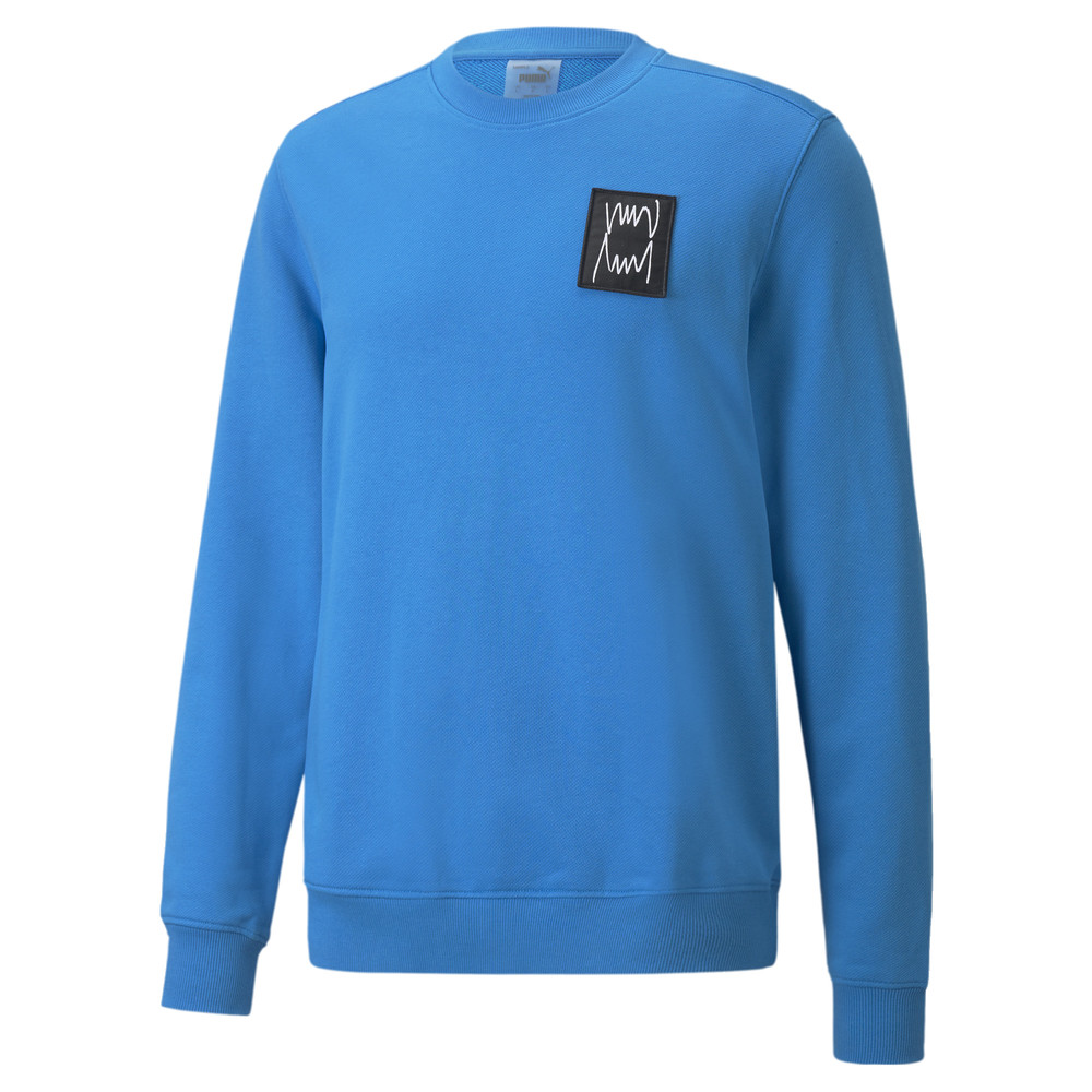 Image PUMA Pivot Special Men's Basketball Crew Neck Sweatshirt #1