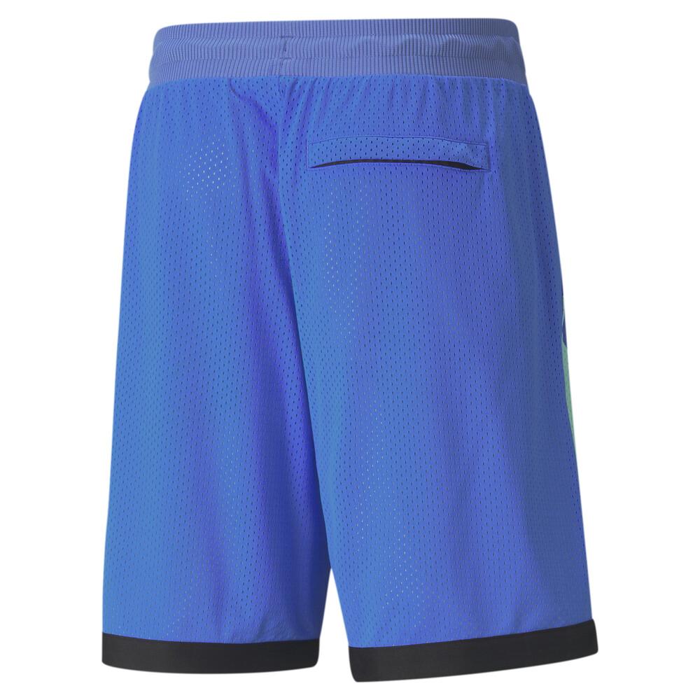 Image PUMA Scholarship Men's Basketball Shorts #2