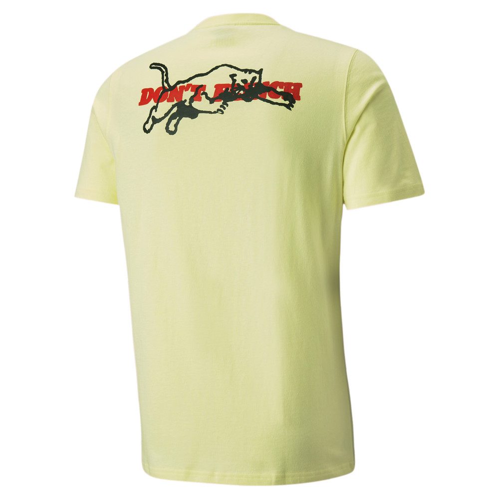 Image PUMA Scouted Short Sleeve Men's Basketball Tee #2