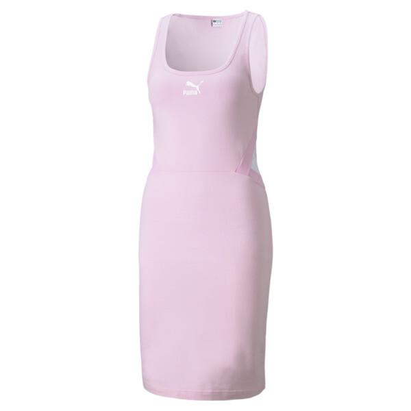puma pbae women's dress in pink, size xs