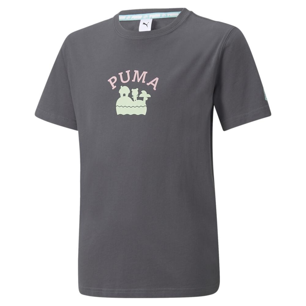 Image PUMA PUMA x Animal Crossing™: New Horizons Youth Tee #1