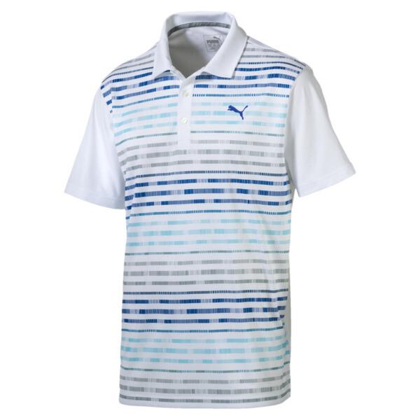 Golf Men's Road Map Polo