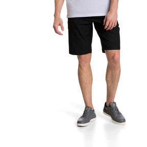 Thumbnail 2 of Golf Men's Essential Pounce Shorts, Puma Black, medium