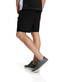Thumbnail 3 of Golf Men's Essential Pounce Shorts, Puma Black, medium