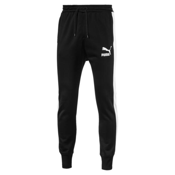 newest e8b11 630d6 Archive Men s T7 Track Pants, Puma Black, large-SEA