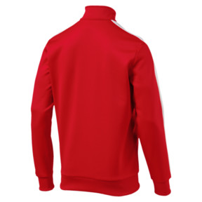 Thumbnail 3 of Archive Men's T7 Track Jacket, Flame Scarlet, medium