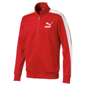 Thumbnail 1 of Archive Men's T7 Track Jacket, Flame Scarlet, medium