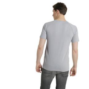 Thumbnail 3 of MERCEDES AMG PETRONAS Men's Logo T-Shirt, Mercedes Team Silver, medium