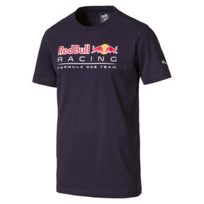 Thumbnail 4 of Red Bull Racing Men's Logo T-Shirt, NIGHT SKY, medium