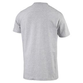 Thumbnail 3 of BMW Motorsport Men's Logo T-Shirt, Light Gray Heather, medium