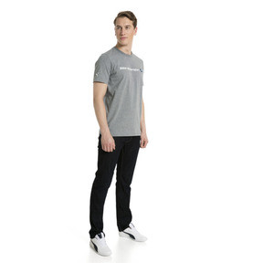 Thumbnail 5 of BMW Motorsport Men's Logo T-Shirt, Medium Gray Heather, medium