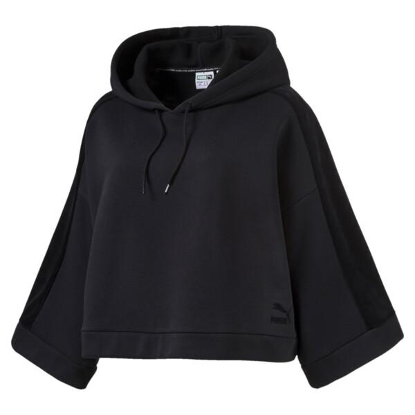 31a9fd59795c9f Krótka bluza damska Archive Xtreme, Puma Black, obszerny. ‹ ›