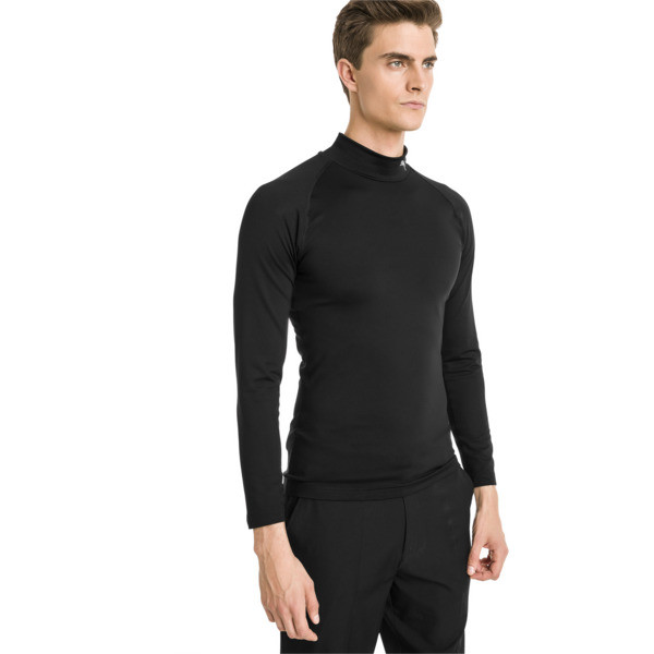 Golf Men's Baselayer, Puma Black, large