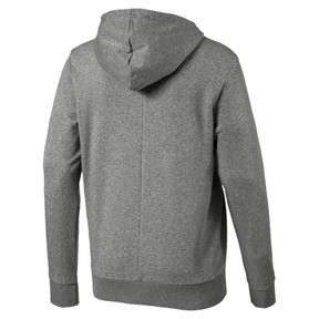 Thumbnail 8 of Red Bull Racing Lifestyle Men's Hooded Sweat Jacket, Medium Gray Heather, medium