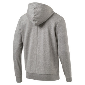 Thumbnail 3 of Red Bull Racing Lifestyle Men's Hooded Sweat Jacket, Medium Gray Heather, medium