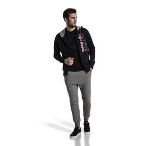 Thumbnail 5 of Red Bull Racing Lifestyle Men's Sweatpants, Medium Gray Heather, medium