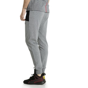 Thumbnail 3 of Ferrari Lifestyle Sweatpants, Medium Gray Heather, medium