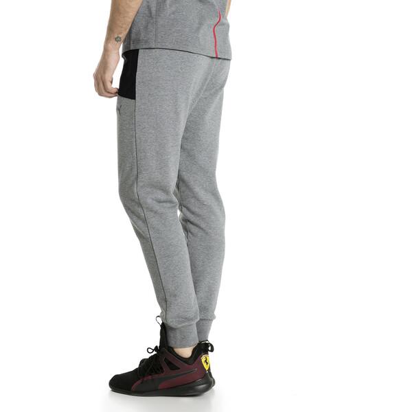 Ferrari Lifestyle Sweatpants, Medium Gray Heather, large