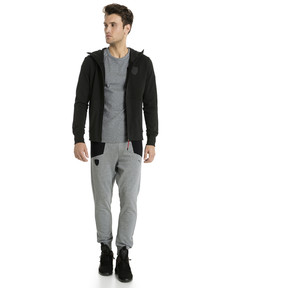 Thumbnail 5 of Ferrari Lifestyle Sweatpants, Medium Gray Heather, medium