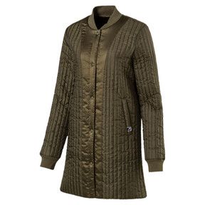Thumbnail 1 of Reversible Light Padded Jacket, Olive Night, medium