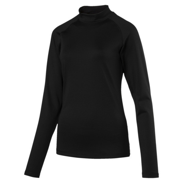 Golf Baselayer voor vrouwen, Puma Black, large