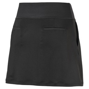 Thumbnail 5 of Golf Women's PWRSHAPE Solid Knit Skirt, Puma Black, medium