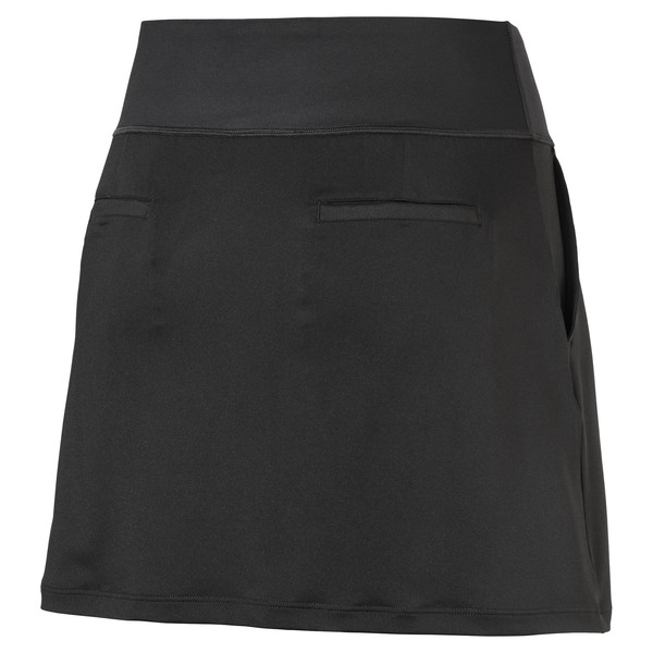 Golf Women's PWRSHAPE Solid Knit Skirt, Puma Black, large